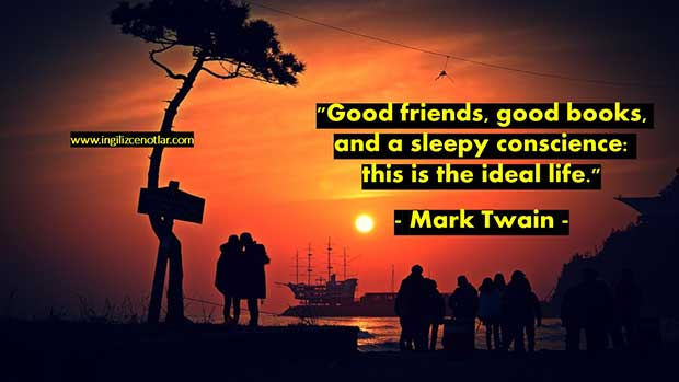 ingilizce-Mark-Twain-Iyi-arkadaslar-güzel-kitaplar