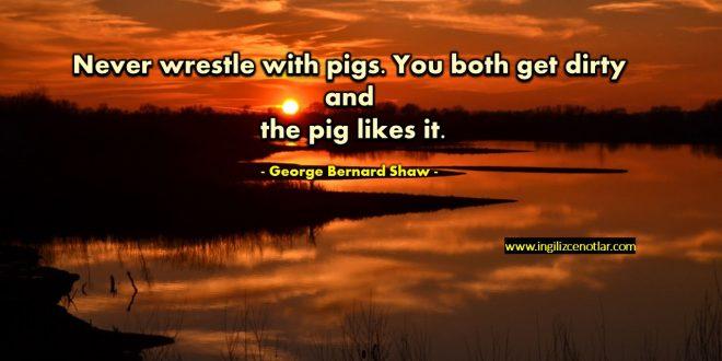 George Bernard Shaw - Asla