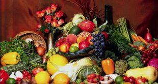 İngilizce Meyve Ve Sebzeler ve Türkçe anlamları
