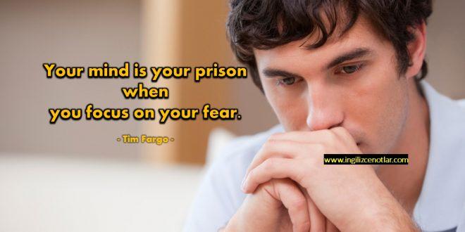 Tim Fargo - Korkularınıza
