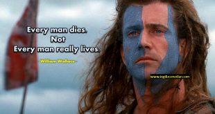 William Wallace - Herkes ölür