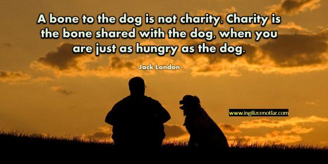 Jack London - Köpeğe