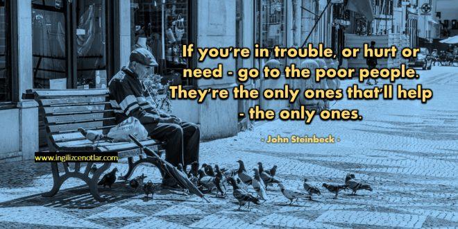John Steinbeck - Başınız
