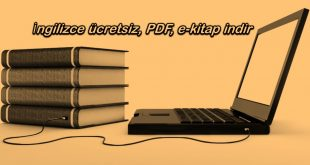 İngilizce PDF Kitap İndir