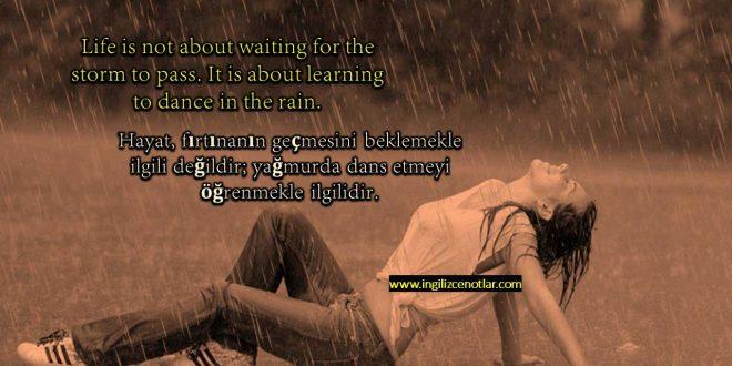 İngilizce-yağmur-ile-ilgili-sözler-ve-Türkçe-anlaml